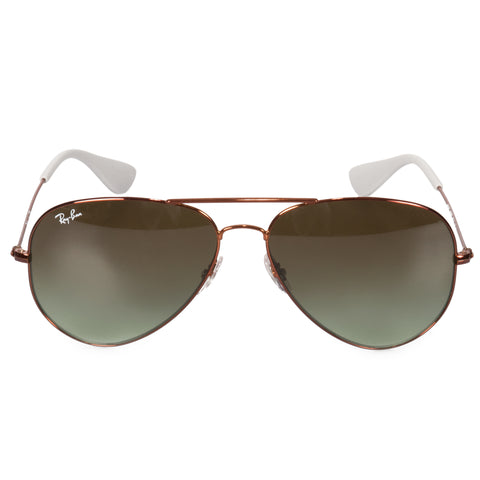 Ray-Ban Aviator Sunglasses RB3558 9002E8 58
