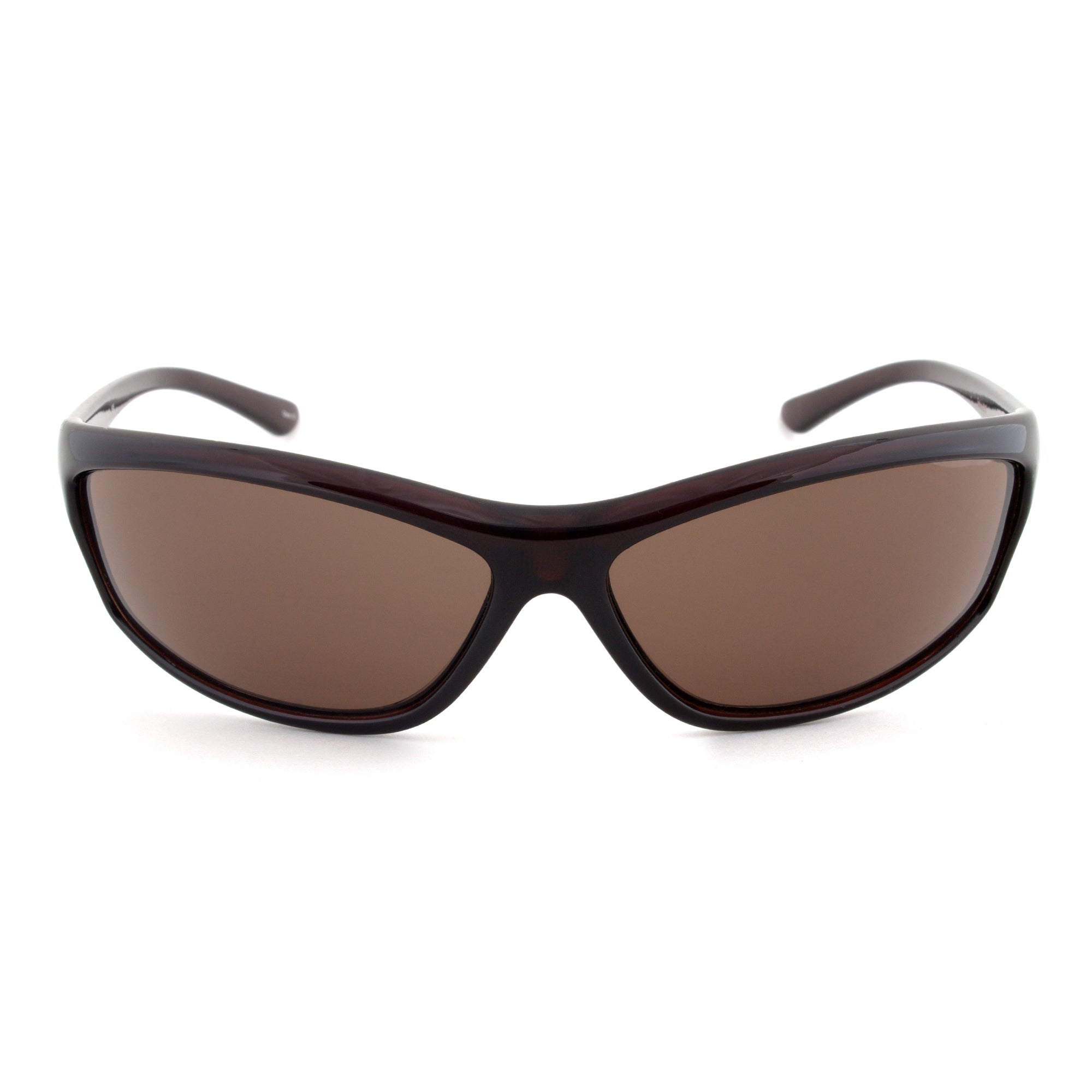 Timberland TB7088 50E Sport Sunglasses | Dark Brown Frame | Brown Lens