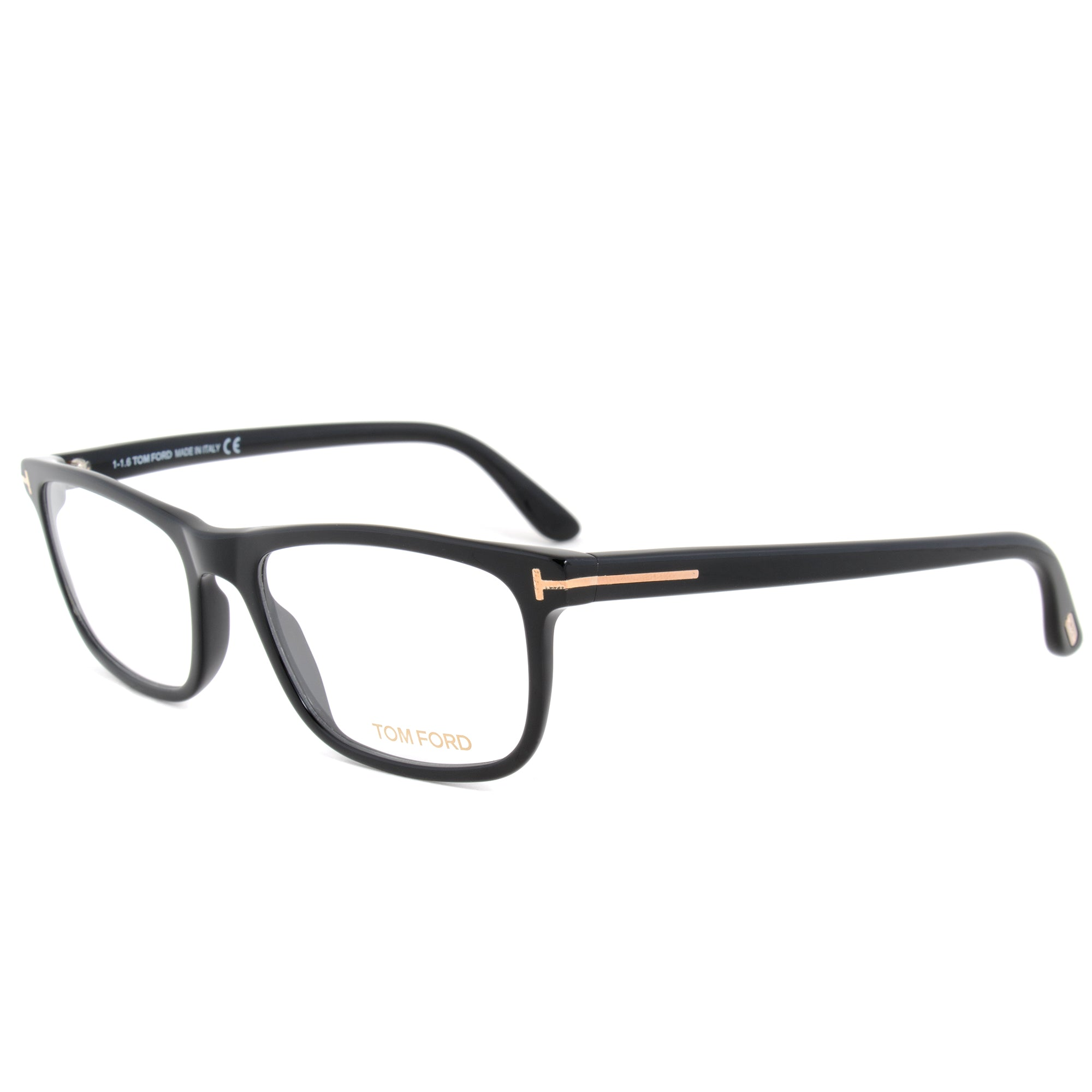 Tom Ford Eyeglasses Frame TF5356 001 | Black Frame | 53mm