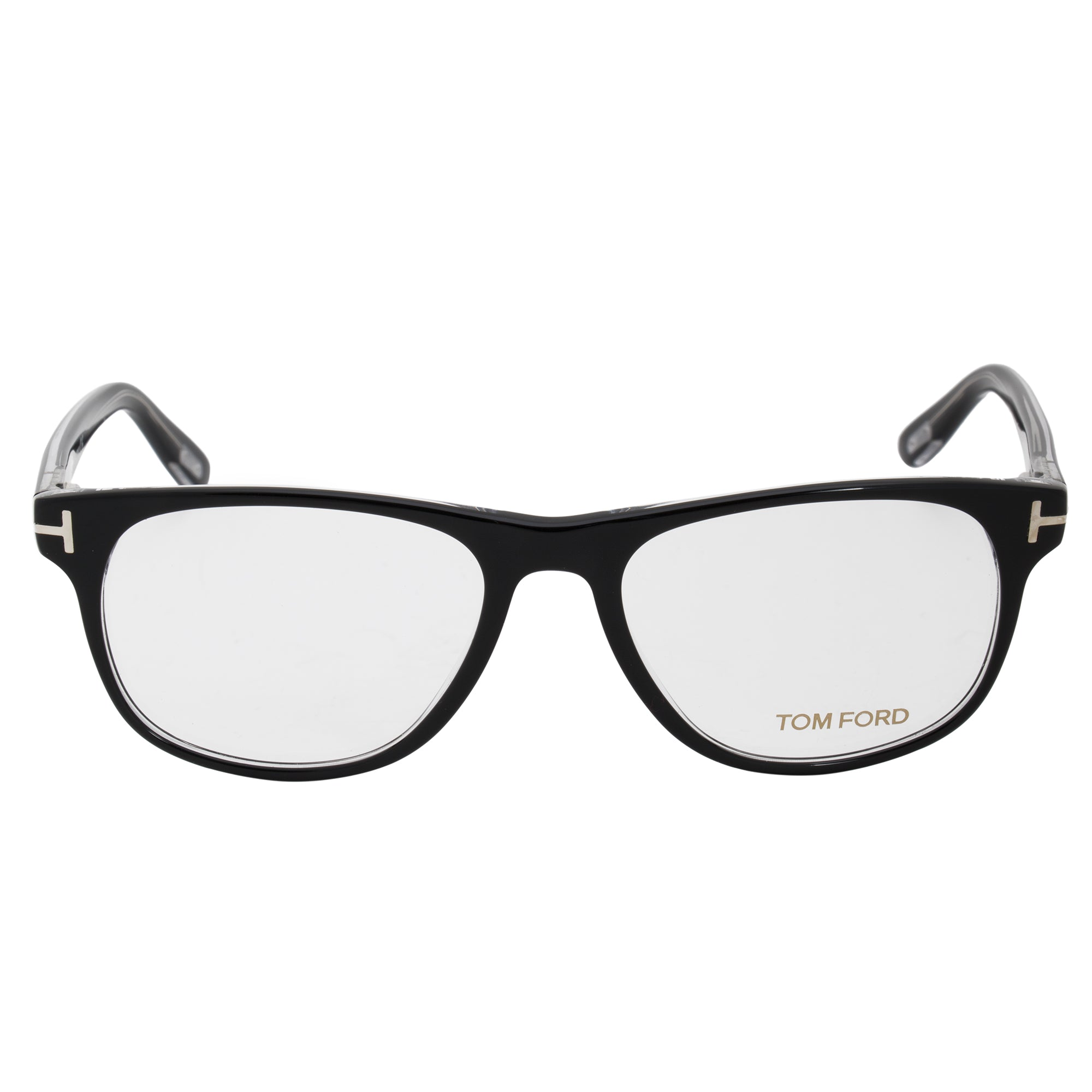 Tom Ford FT5362 5 Square | Black| Eyeglass Frames