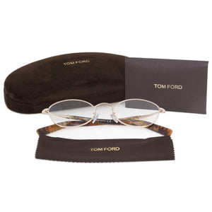 Tom Ford FT5368  Oval | Eyeglass Frames
