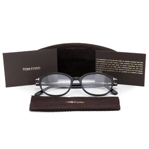 Tom Ford FT5391 Square | Black | Eyeglass Frames