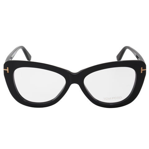 Tom Ford FT5414 1 Butterfly | Black| Eyeglass Frames