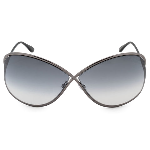 Tom Ford Miranda Butterfly Sunglasses FT0130 08B 68