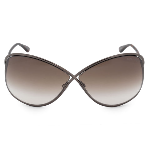 Tom Ford Miranda Butterfly Sunglasses FT0130 36F 68