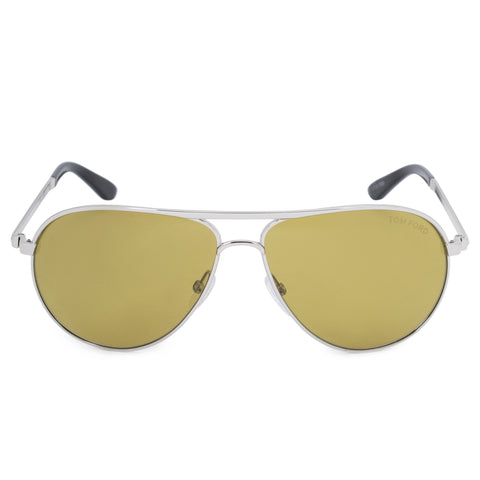 Tom Ford Marko Aviator Sunglasses FT0144 18N 58