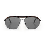Tom Ford Russell Sunglasses Tortoise and Grey Frame FT234 13A