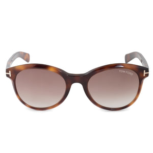 Tom Ford Riley FT0298 52F 51 Oval Sunglasses