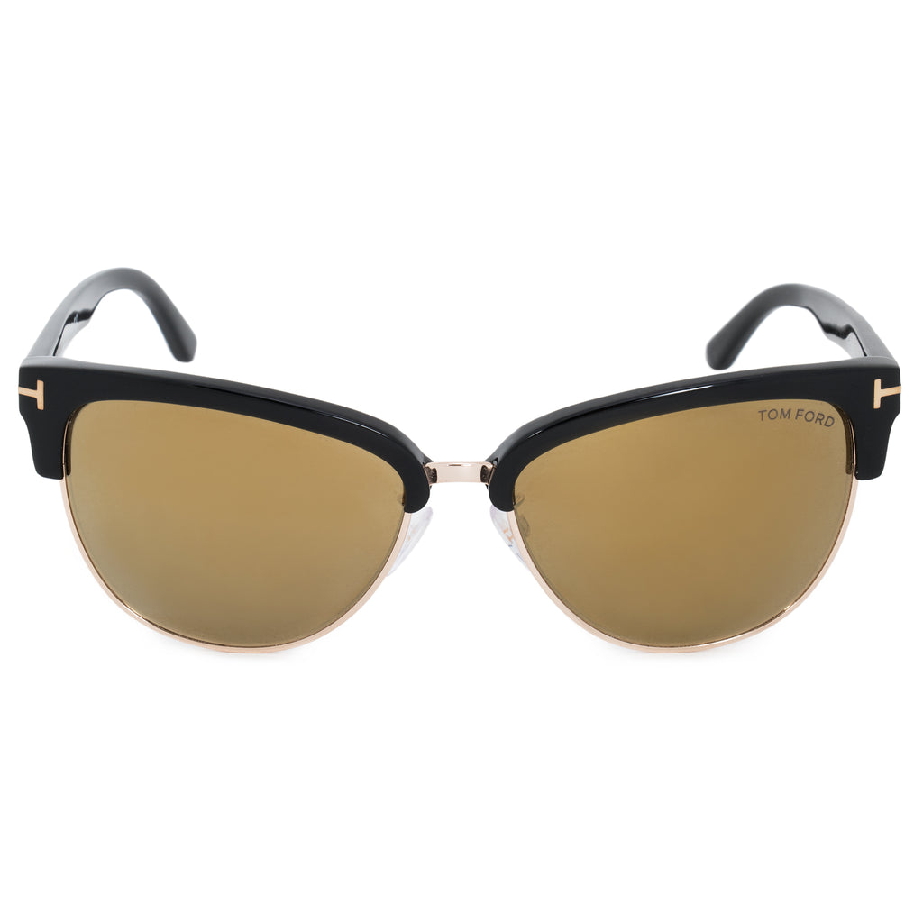 Tom Ford Fany Cat-Eye Sunglasses FT0368
