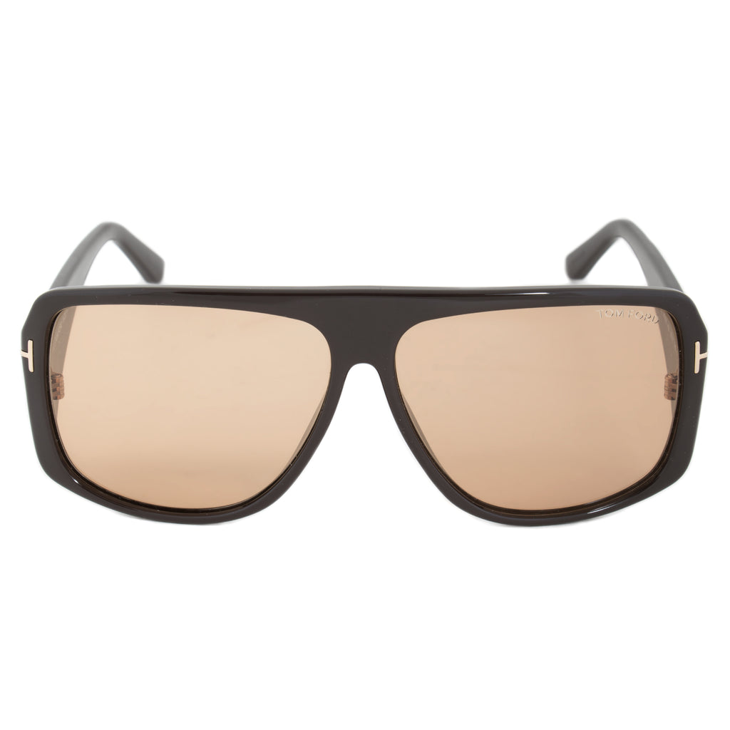 Tom Ford Harley Sunglasses FT0433 | Brown Frame | Roviex Lens