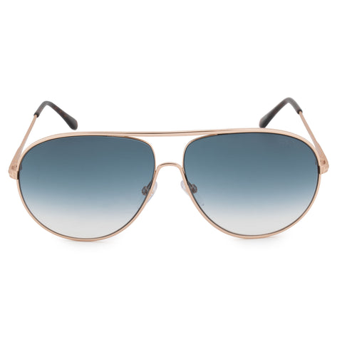 Tom Ford Cliff Aviator Sunglasses FT0450 28P 61