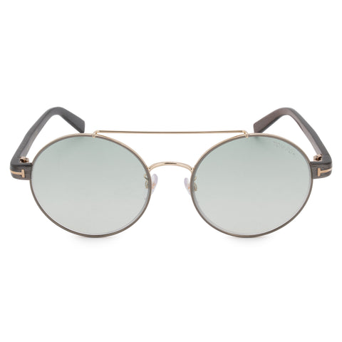 Tom Ford Round Sunglasses FT0486-D 33W 55