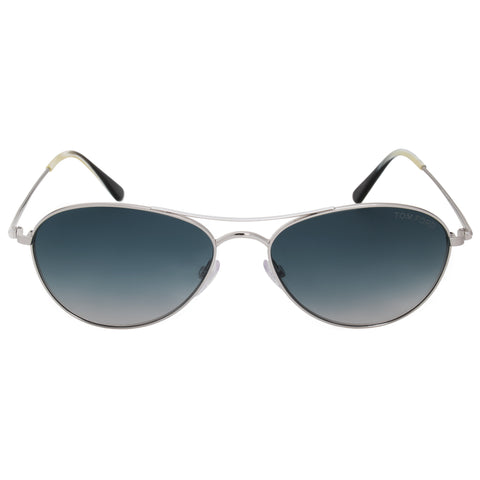 Tom Ford Oliver Aviator Sunglasses FT0495 18W 56
