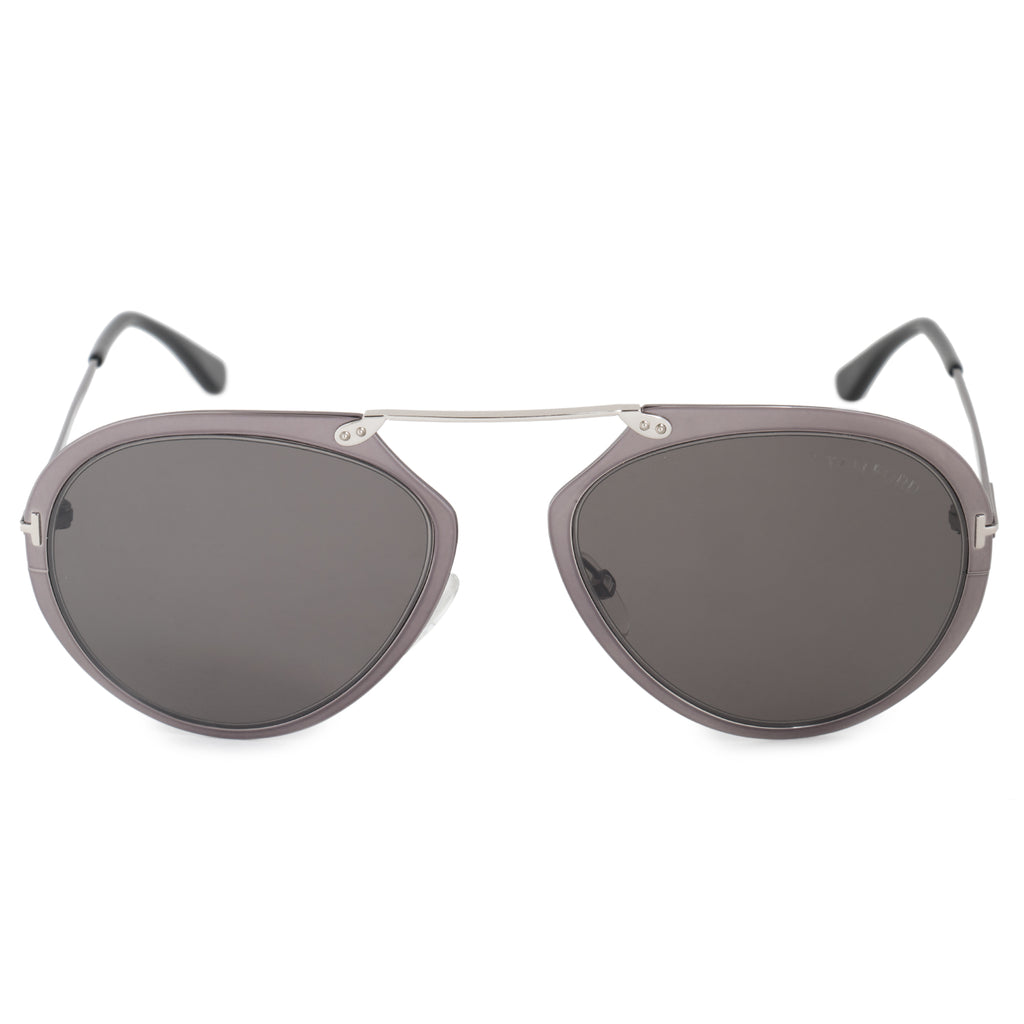 Tom Ford Dashel FT0508 08Z 55 Aviator Sunglasses