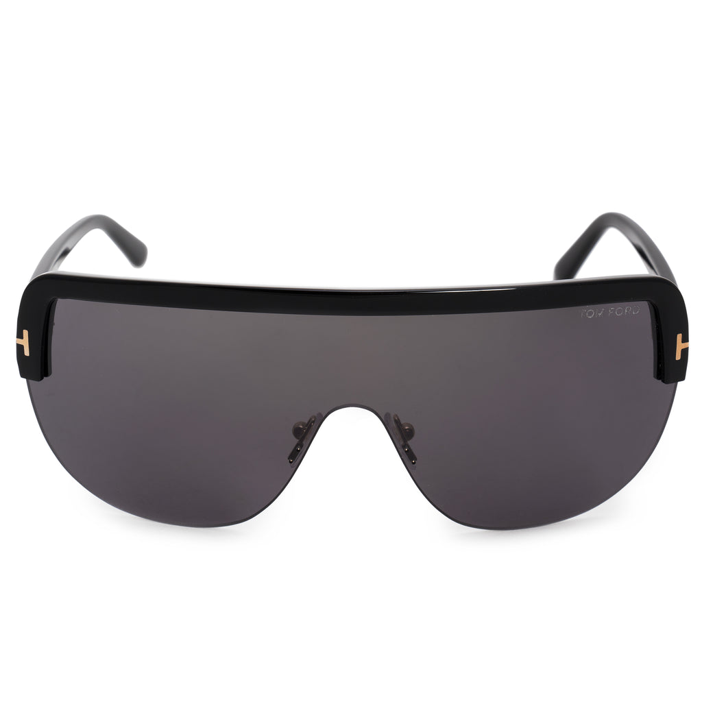 Tom Ford Angus-02 Semi-Rimless Sunglasses FT0560