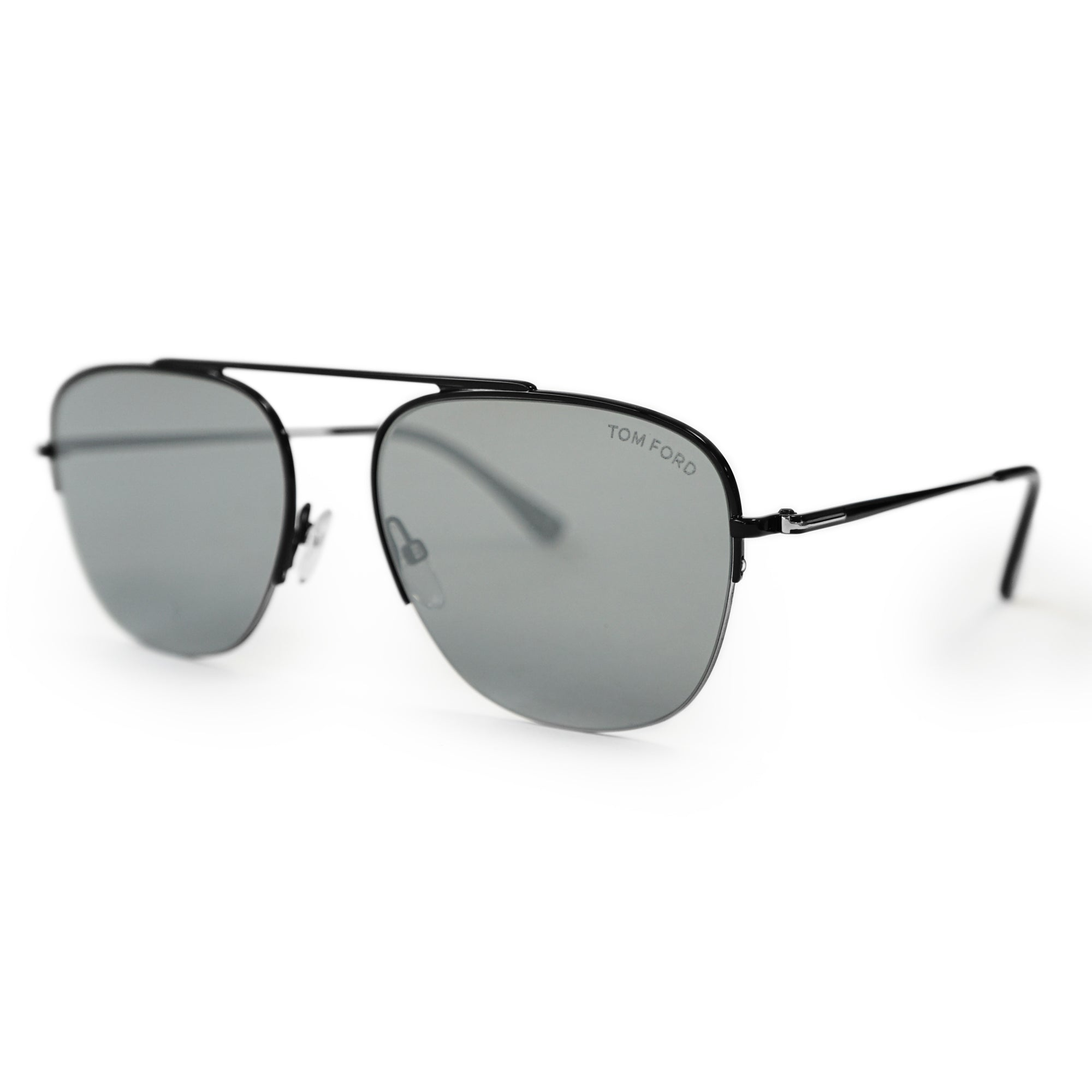 Tom Ford Abott Black Square sunglasses FT0667 01C