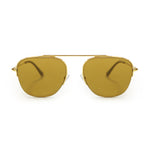 Tom Ford Abott Gold Square sunglasses FT0667 30G
