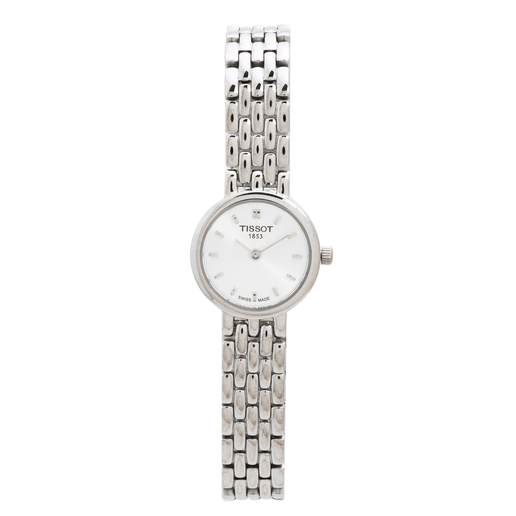 Tissot T-Trend Lovely Mother of Pearl Dial Watch