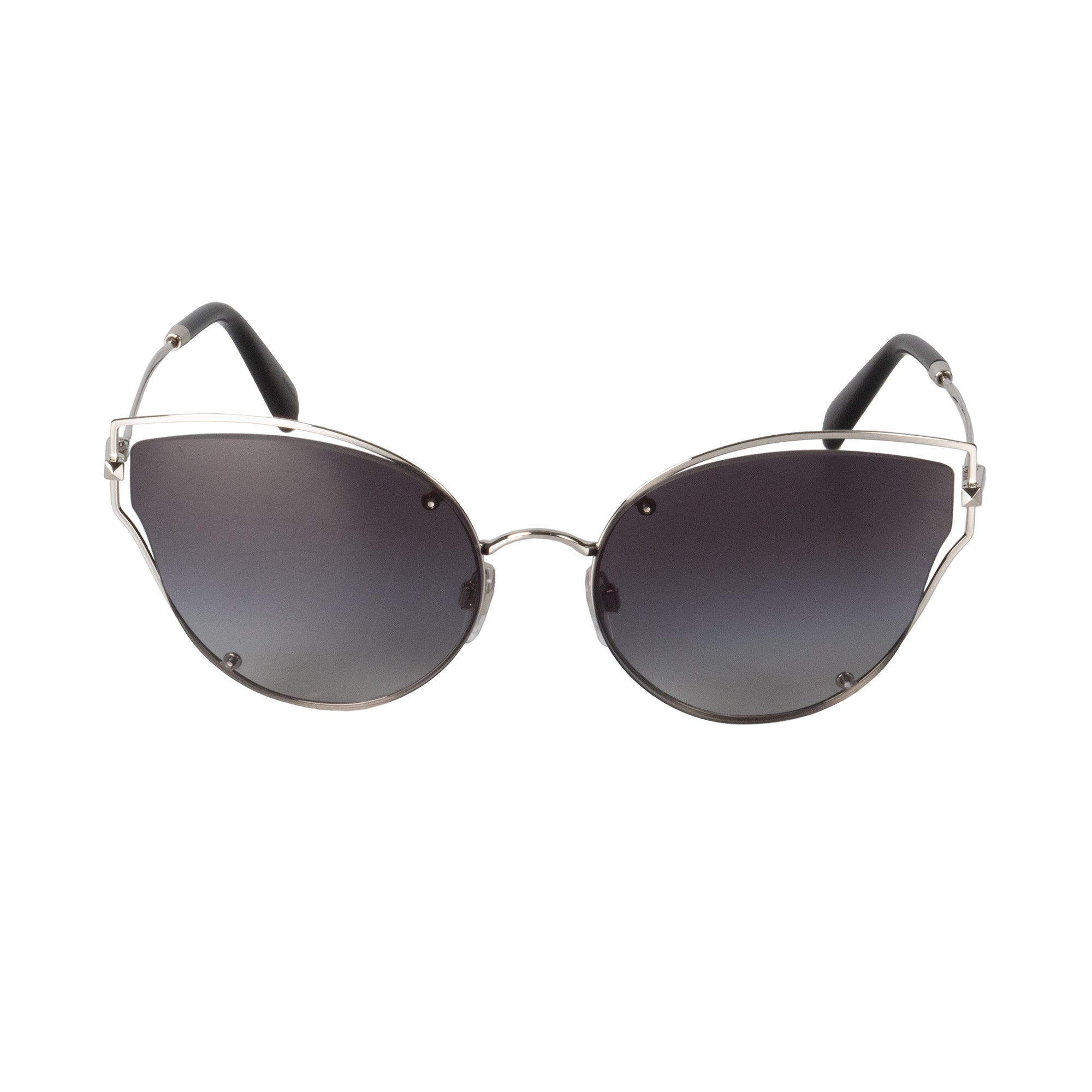 Valentino VA2015 3006/8G 58 Cat Eye Sunglasses