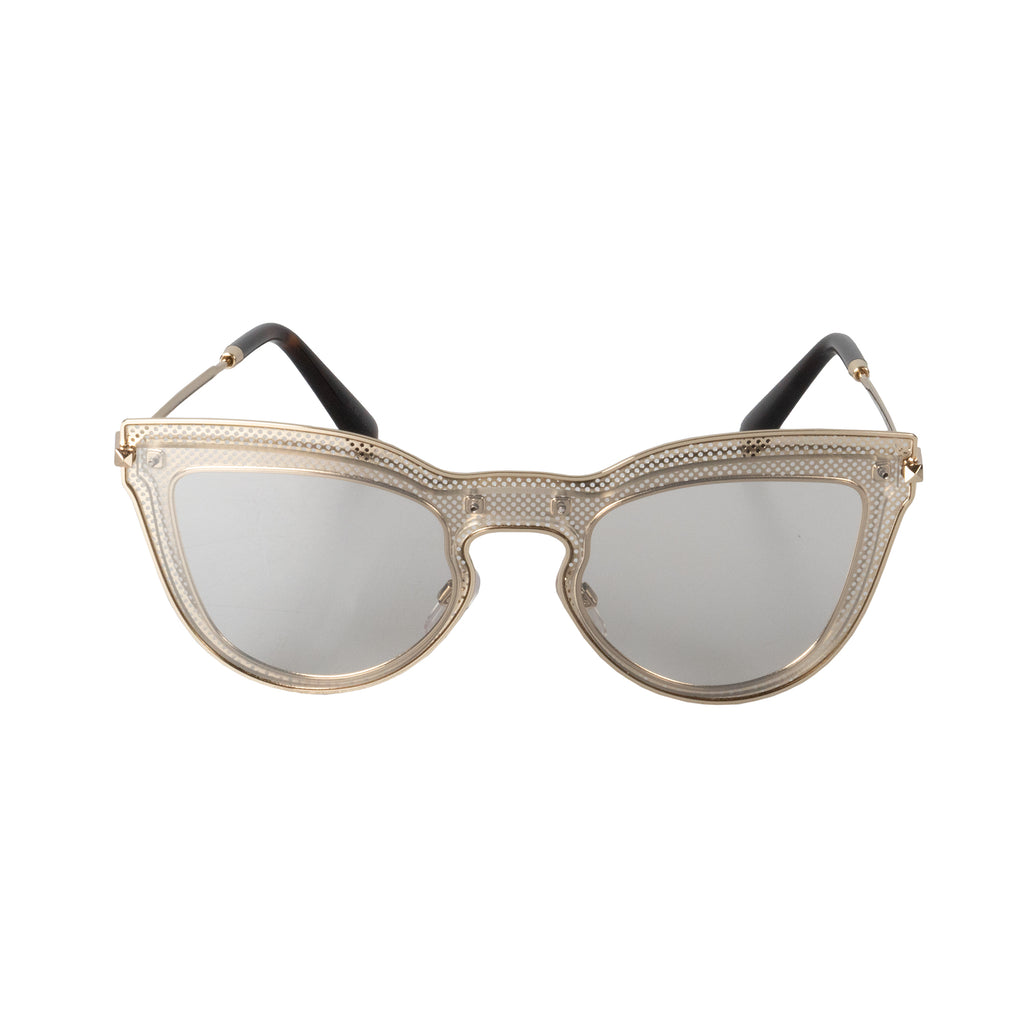 Valentino VA2018 3003/5Z 53 Cat Eye Sunglasses