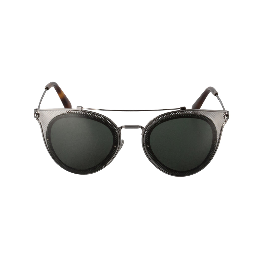 Valentino VA2019 3005/71 53 Cat Eye Sunglasses