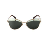 Valentino VA2030 300271 60 Cat Eye Sunglasses
