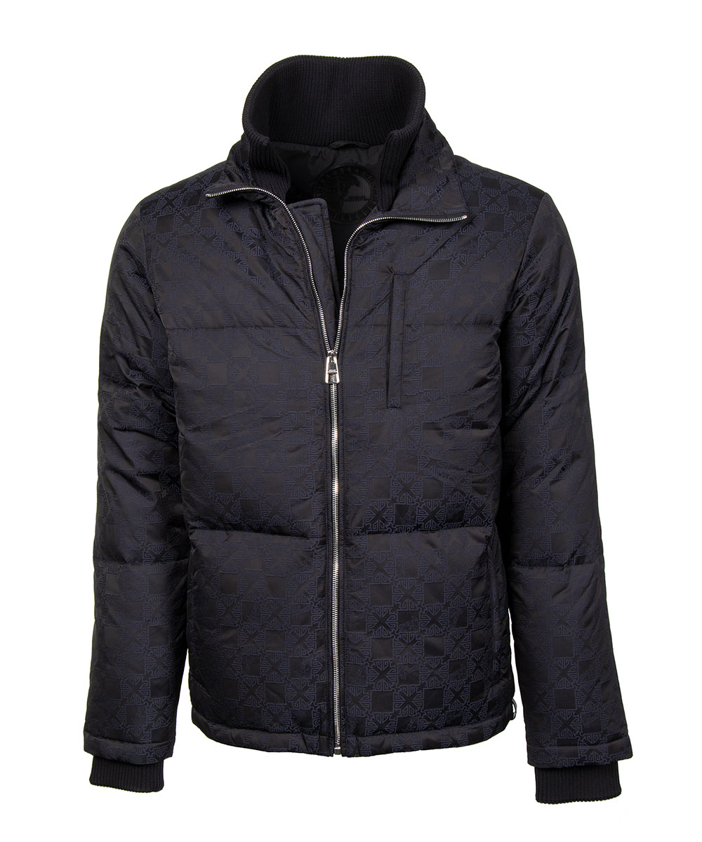 Versace Bomber Jacket | Dark Blue