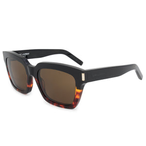 Saint Laurent Saint Laurent Square Sunglasses Bold 1 015 54