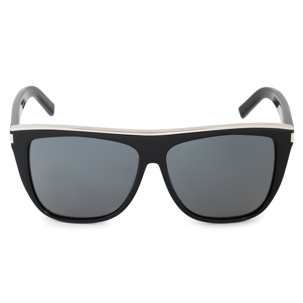 Saint Laurent Saint Laurent SL 1 COMBI 001 59 Rectangular Sunglasses