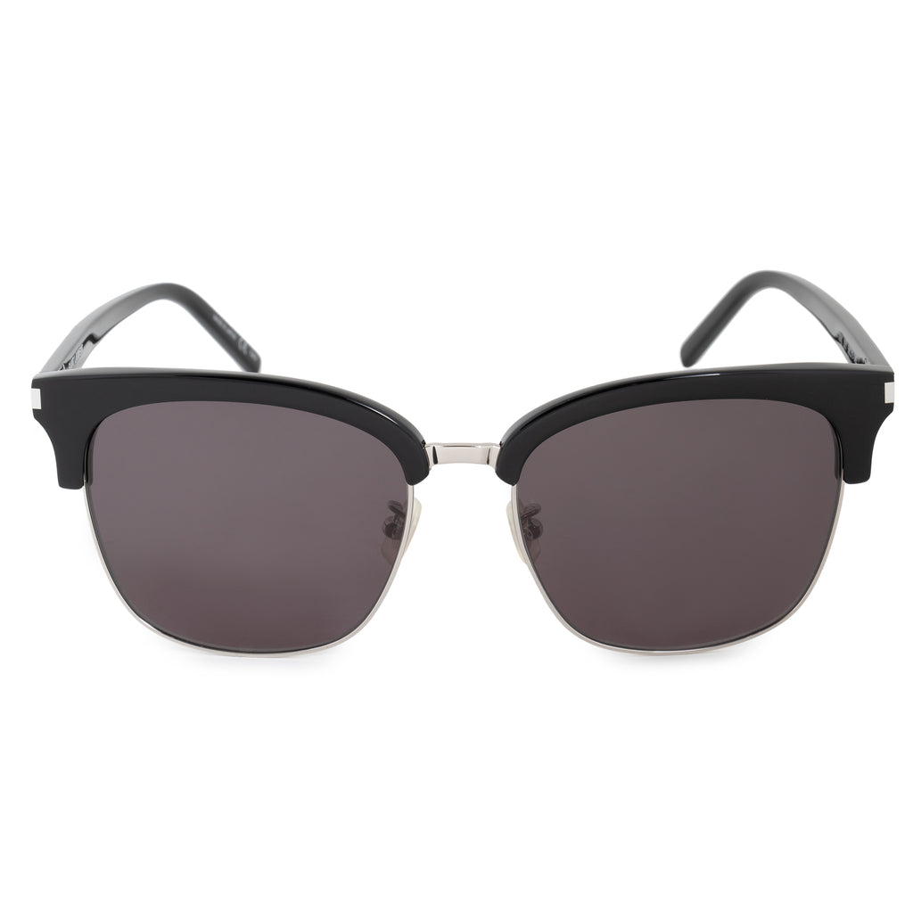 Saint Laurent Saint Laurent SL 108/K 001 56 Square Sunglasses