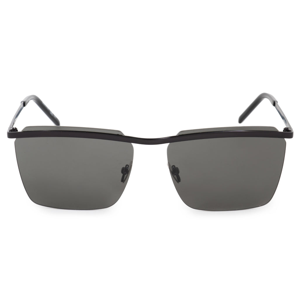 Saint Laurent Saint Laurent SL 243 003 60 Rimless Rectangular Sunglasses