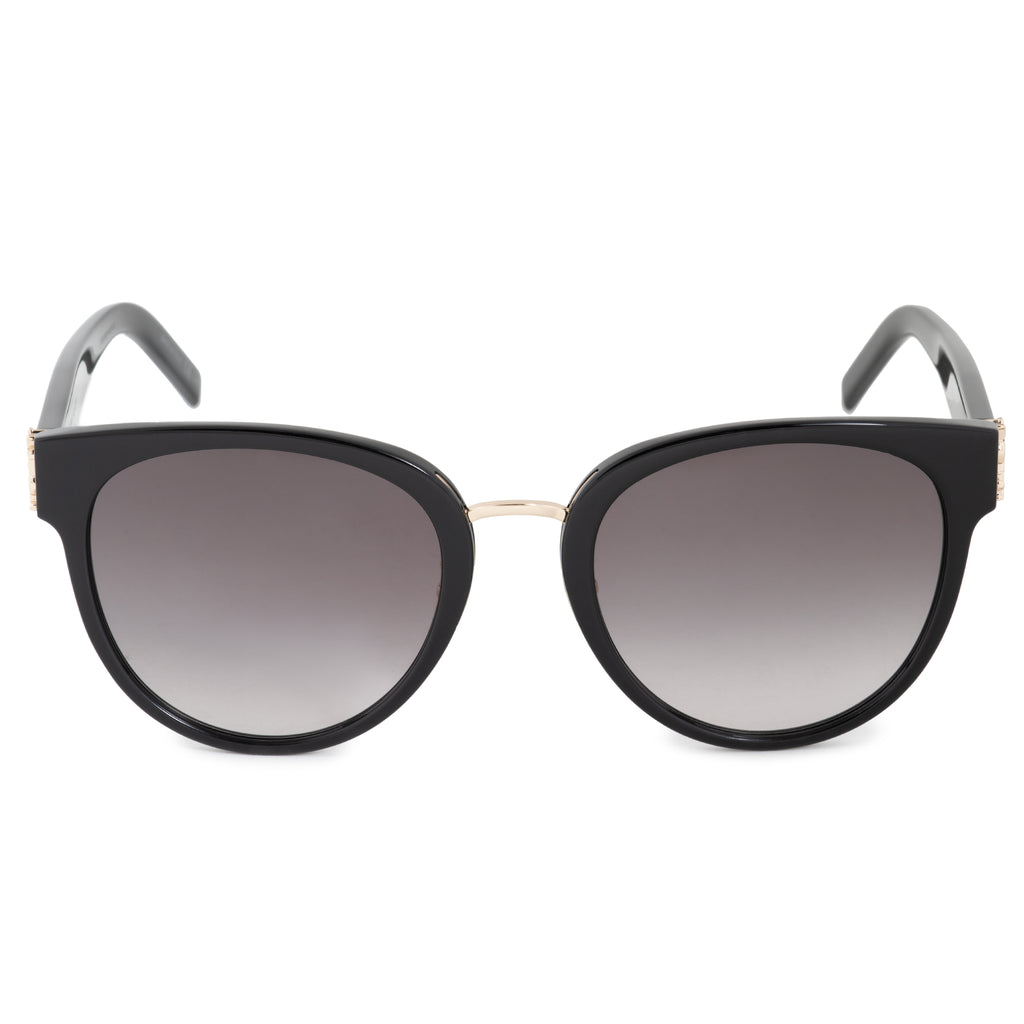 Saint Laurent SL M38/K 002 55 Cat Eye Sunglasses