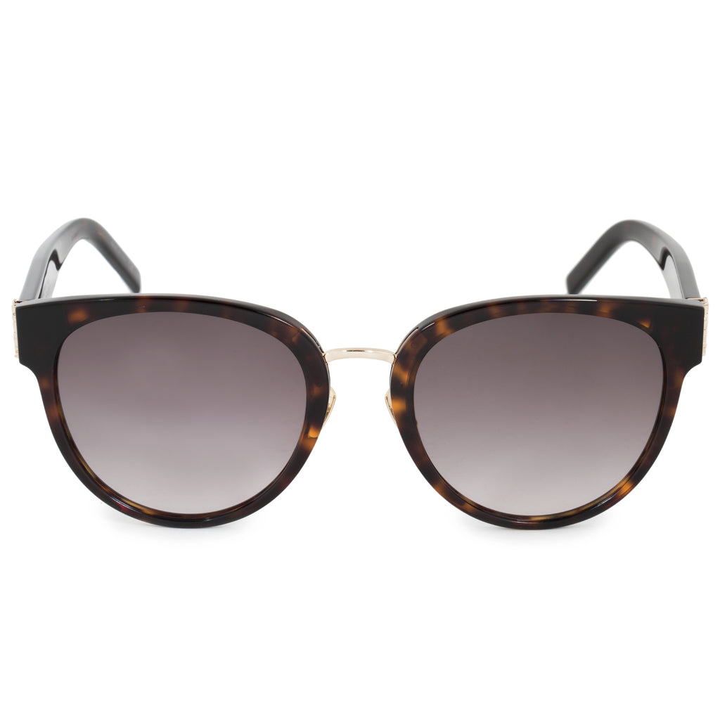 Saint Laurent SL M38/K 003 55 Cat Eye Sunglasses