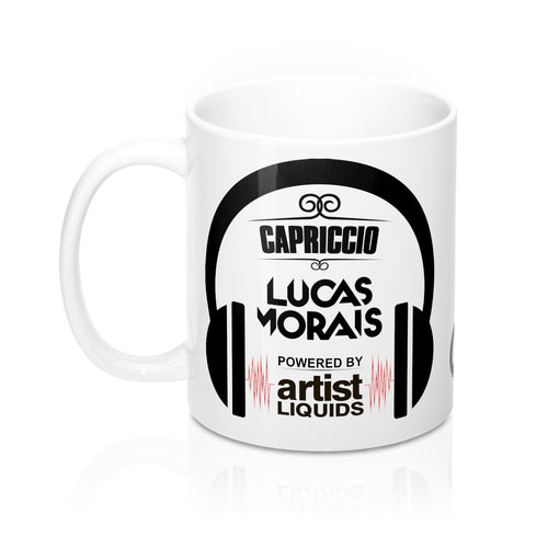 Artist Lab's Music Mug 11oz