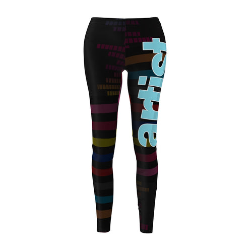 Women's Artist Leggings - Tagless