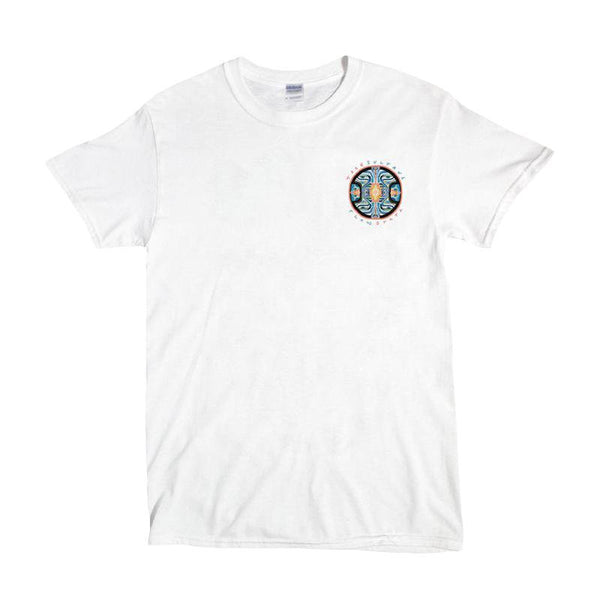 FLOW STATE WHITE T-SHIRT