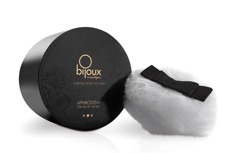 Kissable Body Powder - Pulchra Maison De Luxe Lingerie