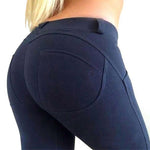 Low Waist Jeggings