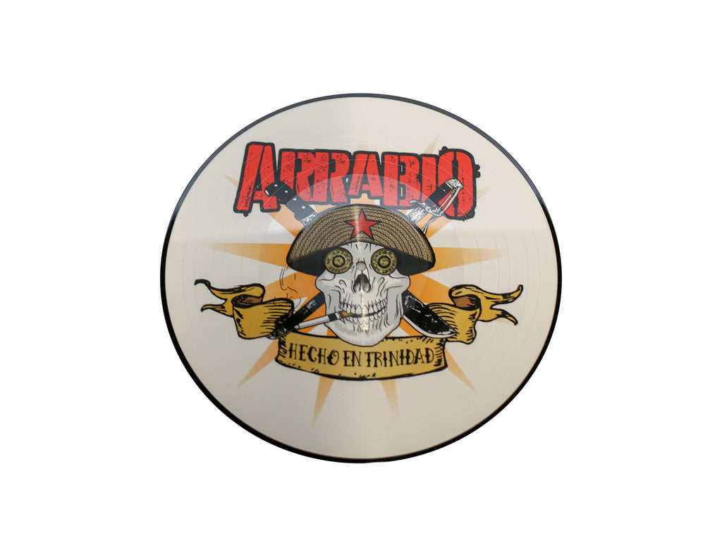 GRIZZ002 - ARRABIO - Hecho En Trinidad - Picture Disc