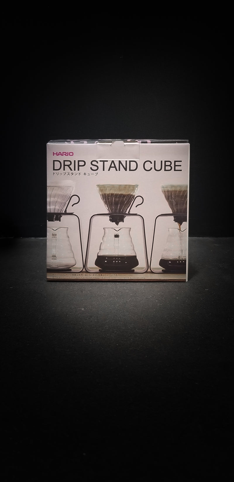 Hario Drip Stand Cube