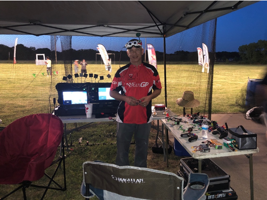 Experiencing the Thrill of Drone Racing!