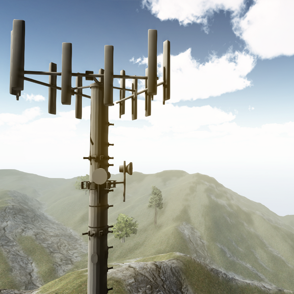 Cell Tower Simulation Add-on to Zephyer