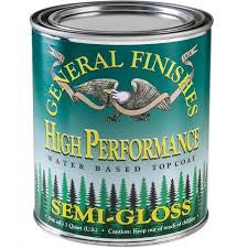 General Finishes High Performance Semi-Gloss