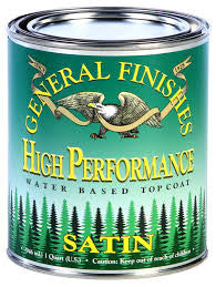 General Finishes High Performance Satin