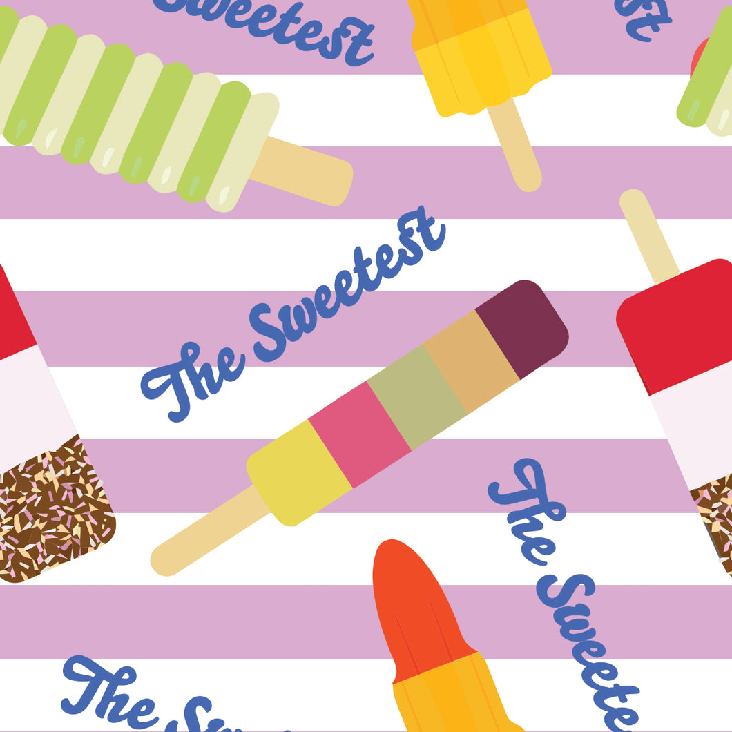 'The Sweetest' Ice Lolly T Shirt