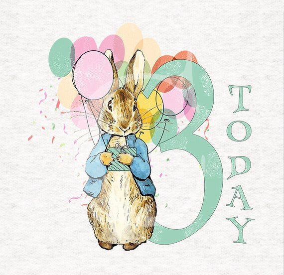 Peter Rabbit 3 Today Summer Romper