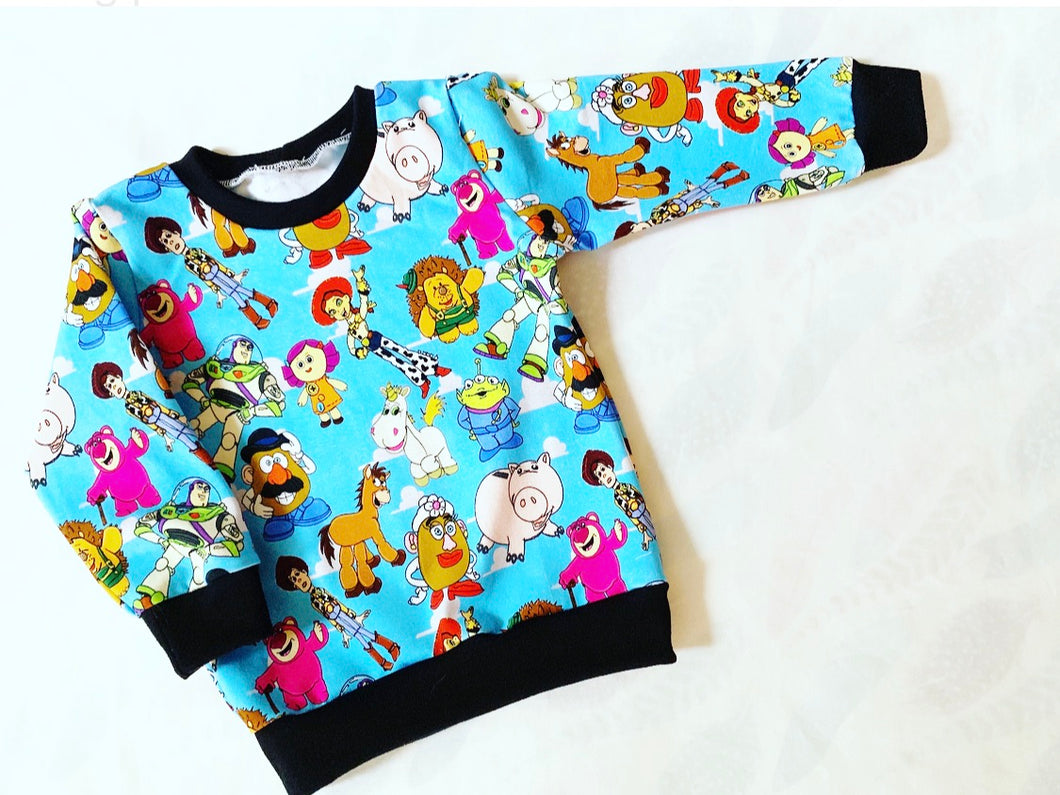 Toy Story Jumper