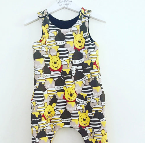 READY MADE 9-12m Winnie the Pooh