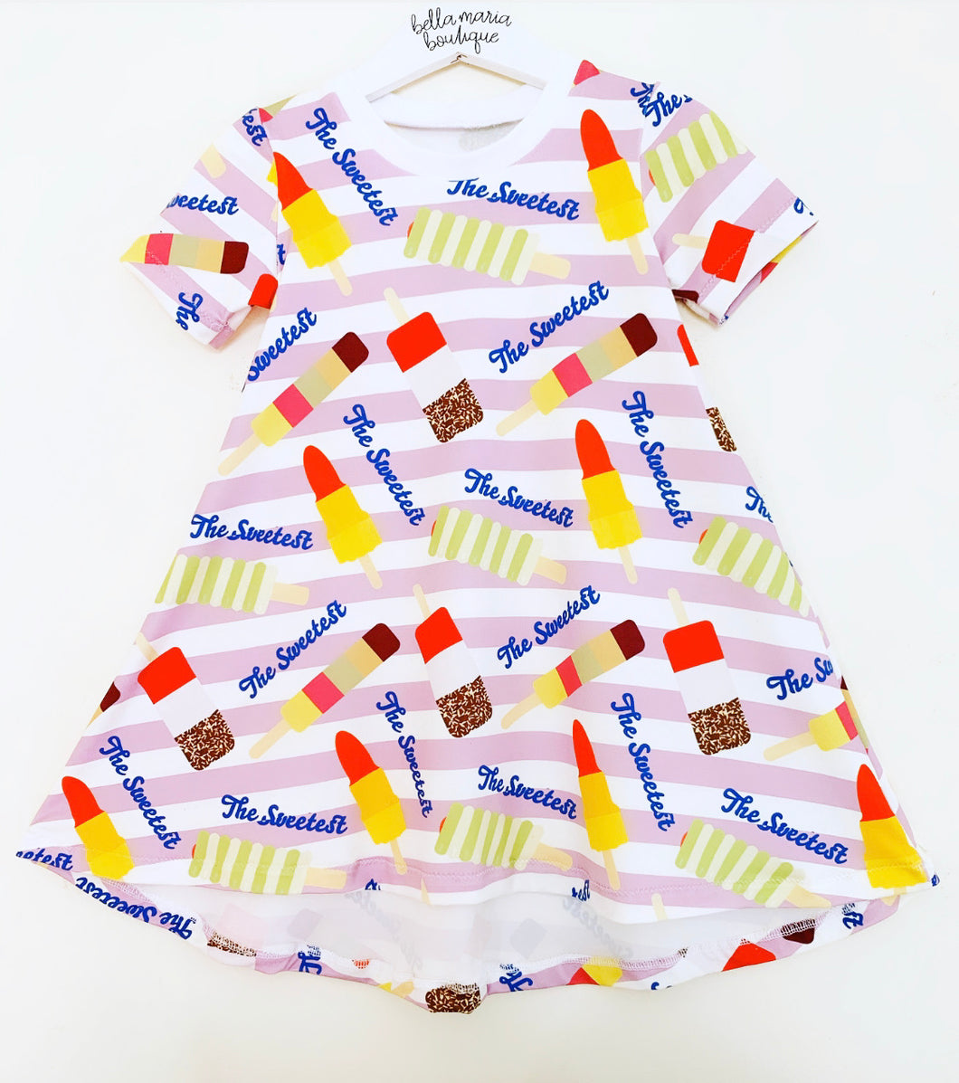 The Sweetest Ice Lolly Dress