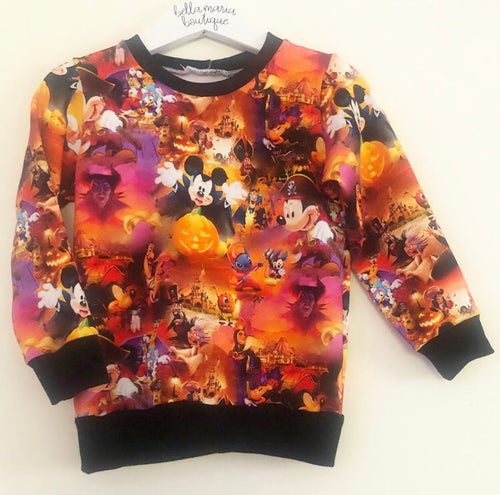 Disney Halloween Jumper